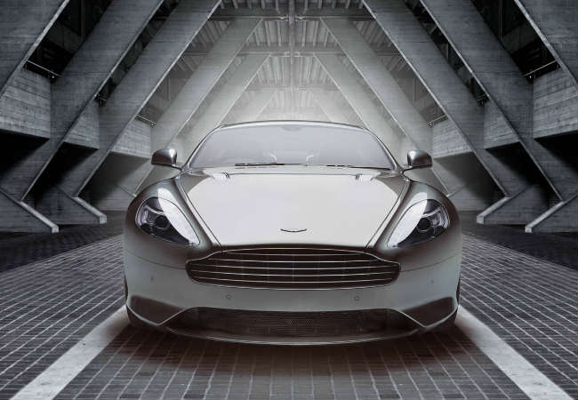 Courtesy of astonmartin.com