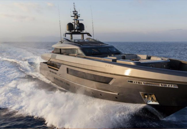 The 46M Fast | Pictures courtesy of Monaco Yacht Show
