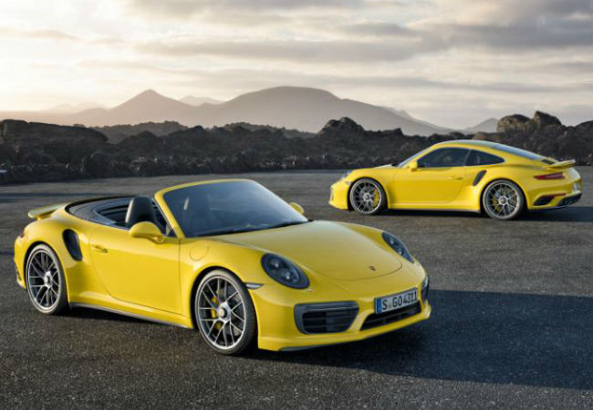 The Porsche 911 Just Got Even More Exciting
