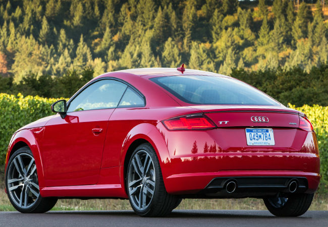 Watch Out For The New Audi Tt It S Better Than Ever
