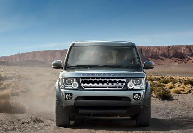 Courtesy of Range Rover