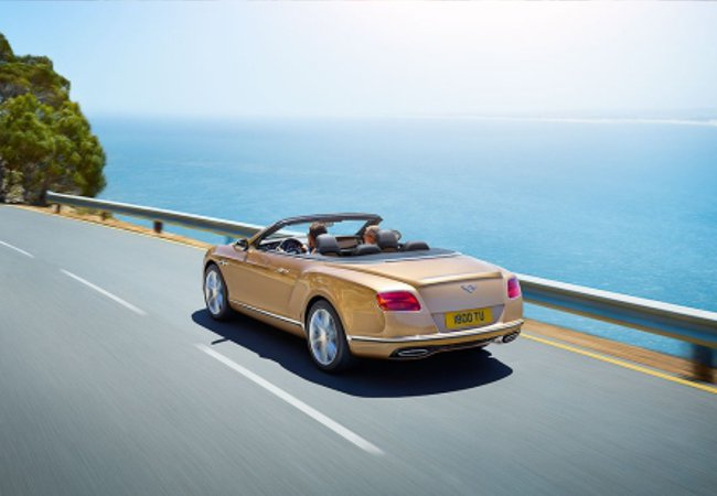 Photo courtesy of www.bentleymotors.com/