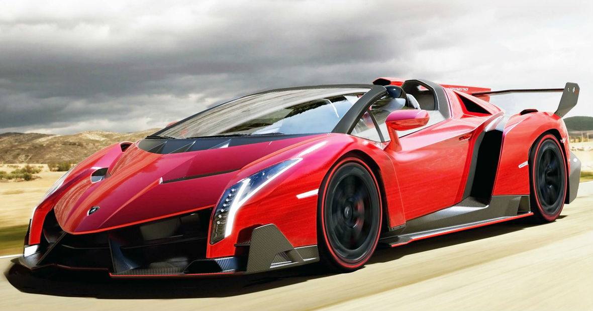 The Rarest and Most Expensive Cars of 2016