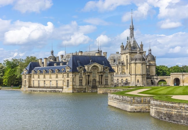 The Château de Chantilly
