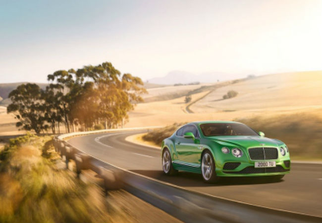 Courtesy of Bentley.com