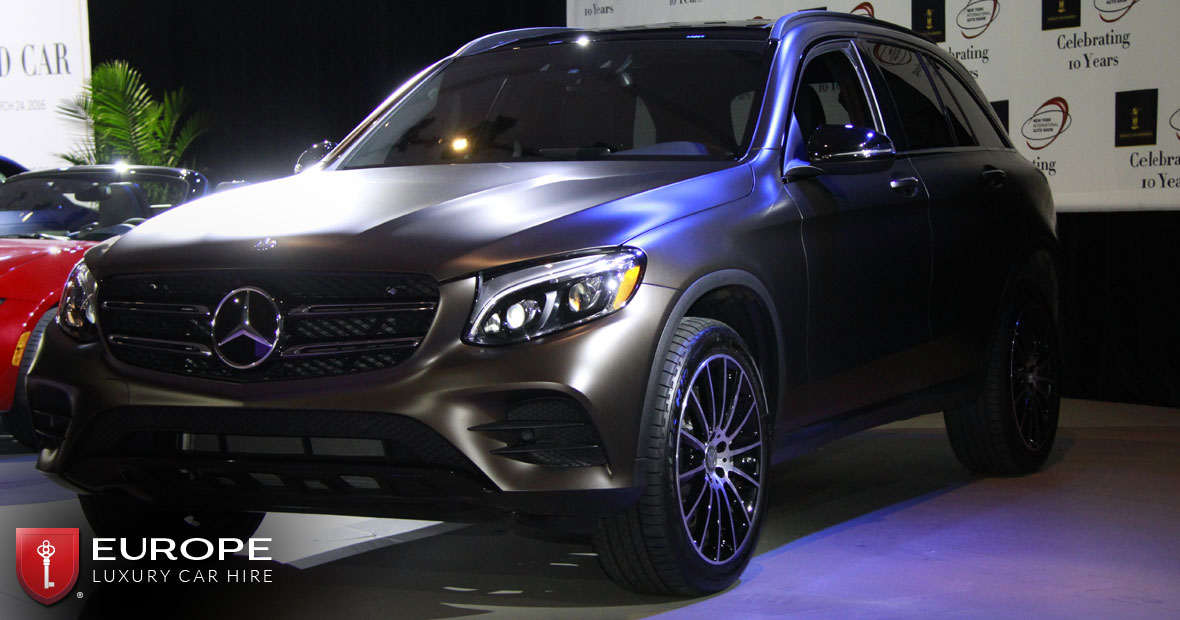 The New York Motor Show Hits The Road
