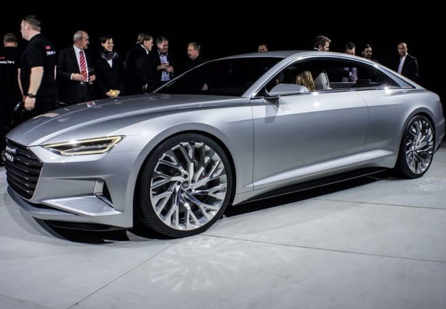 The New Audi A8 Promoted To Level 3 Autonomy