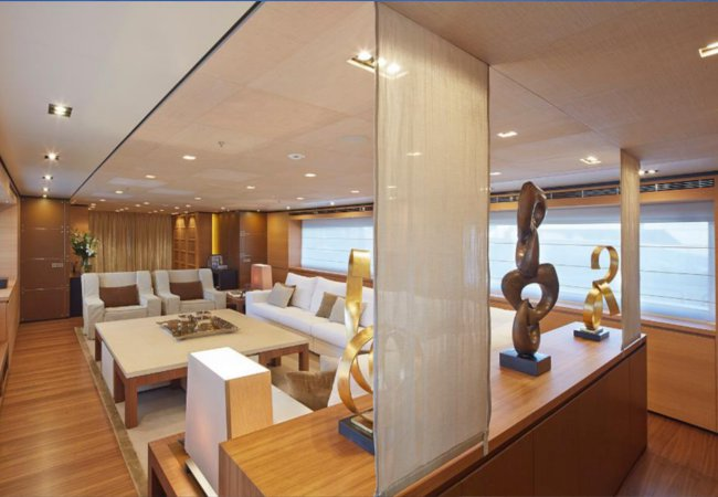 Achilles Yacht | Picture courtesy of Monaco Yacht Show