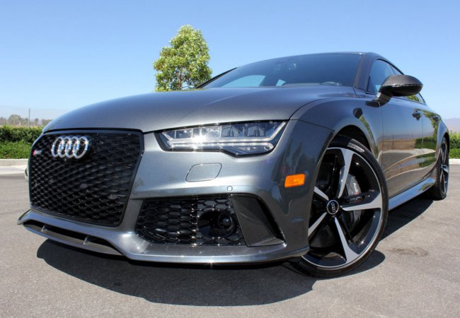 Audi Rs7 A Supercar Dressed Up As A Luxury Executive