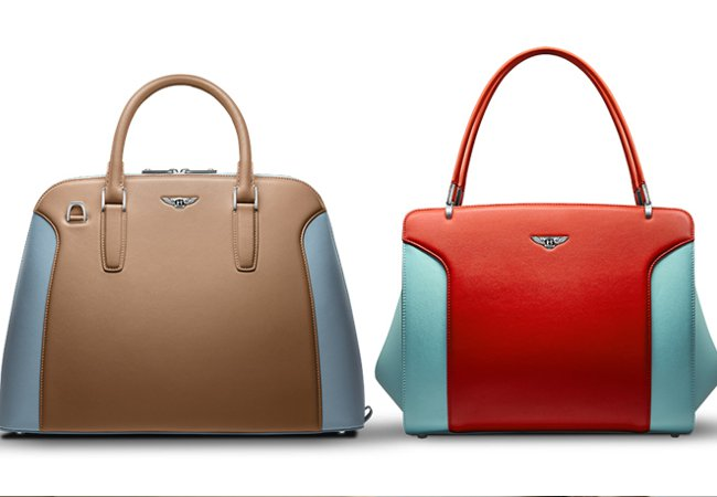 Bentley's Barnato and Continental handbags