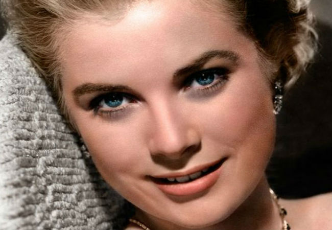 Princess Grace Kelly, one of the most beautiful faces of the 20th century