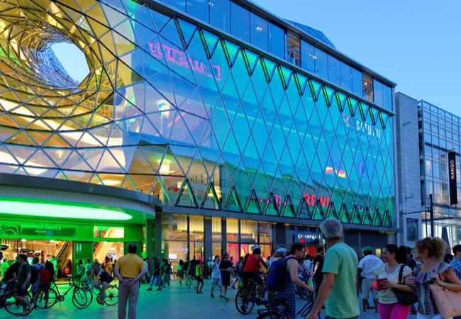 The Zeil Shopping Promenade