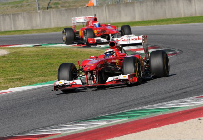 Ferrari Racing Team Legacy at Formula 1, Italy Grand Prix