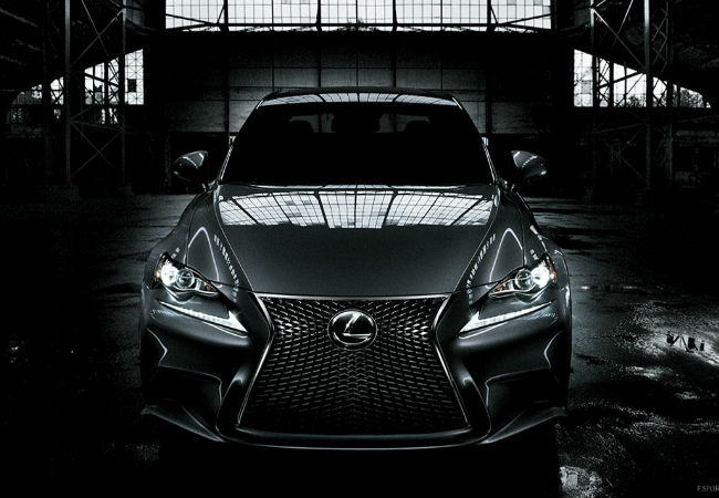 Photo Courtesy of Lexus.com