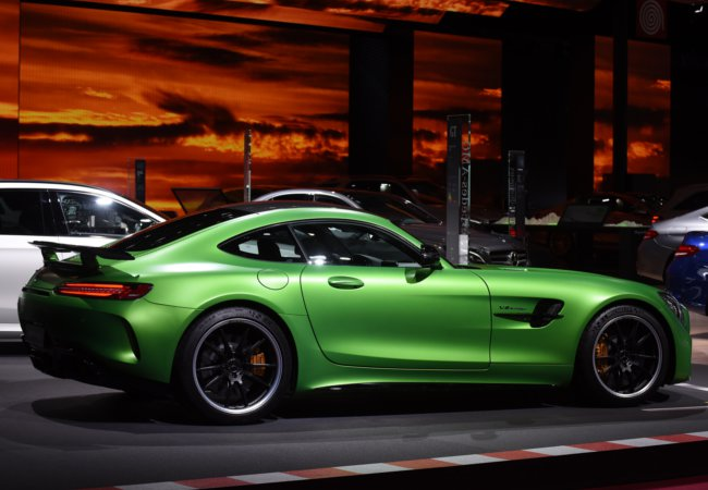 The latest from Mercedes AMG range | www.mondial-automobile.com