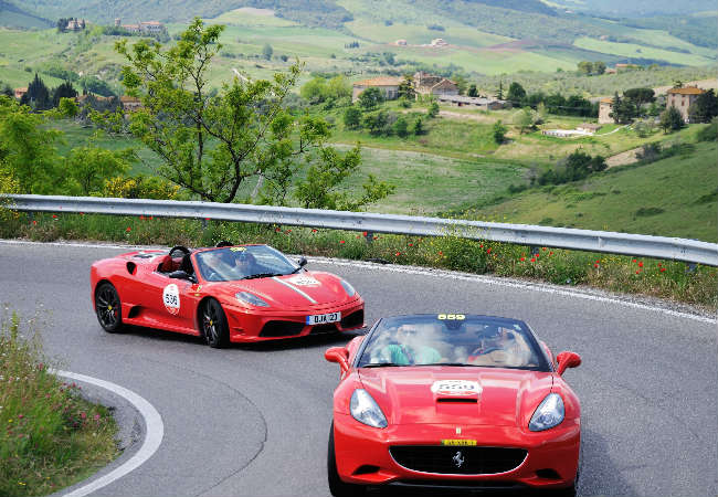 4 Ways to Drive a Ferrari in Italy, On Race Track or On Road