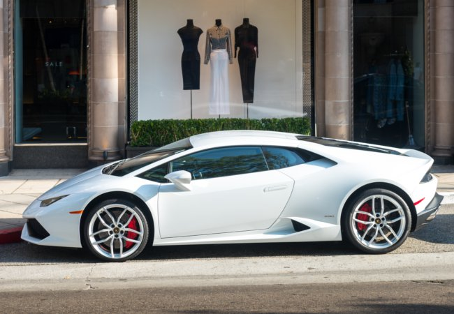 It's all about the Car & Clothes | shalunts / Shutterstock.com