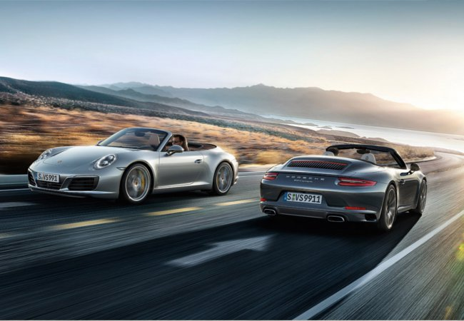 Picture courtesy of Porsche.com