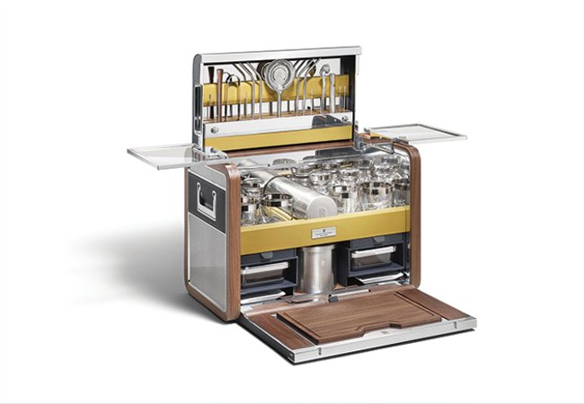The Rolls Royce picnic set at $37,995