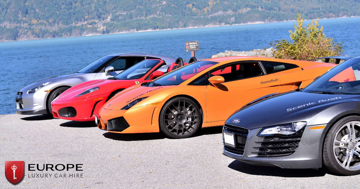 5 Best Exotic Car Rentals In Germany