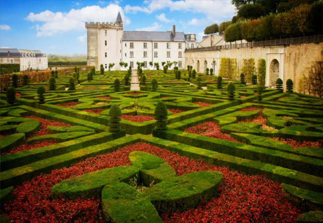 The amazing gardens of Villandry | Neirfy