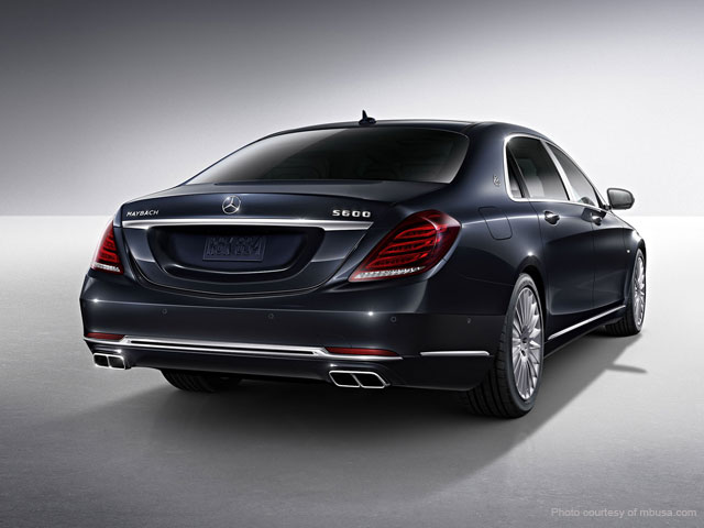 Mercedes Maybach 2