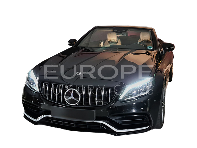 Mercedes S63 AMG Cabriolet