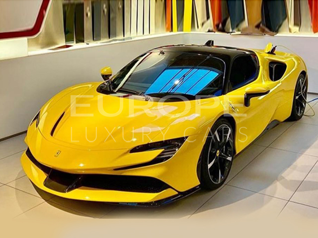 Rent Ferrari Sf90 Stradale In Milan Munich Monaco Rome Nice