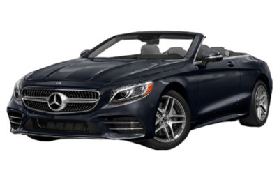 Mercedes S Class Cabriolet